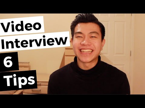 6 Tips For Video Interview | Training Contract & Vacation Scheme For Law Firms