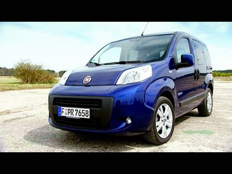 dauertest auftakt fiat qubo wir begr en youtube. Black Bedroom Furniture Sets. Home Design Ideas
