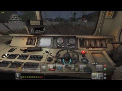 BR155 | Оказание помощи поезду [Train Simulator 2016]