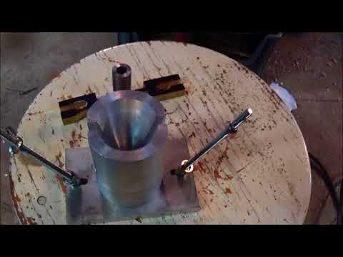 Coin Ring Drill Jig Center Every Time!!