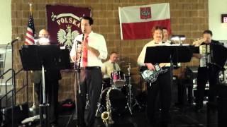 The Kielbasa Kings At St. John's Polka Party In Davison, Mi 11-2-13