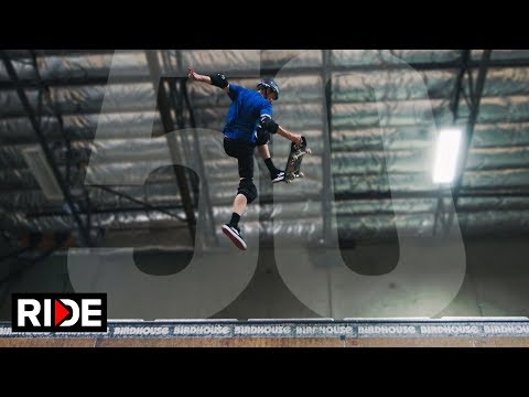 Tony Hawk: 50 tricks at Age 50