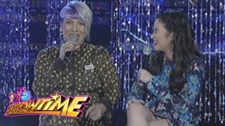 """Video It's Showtime Miss Q & A: Bela to Vice, """"Huwag maniwala sa mga lalaki"""" download MP3, 3GP, MP4, WEBM, AVI, FLV Januari 2018"""