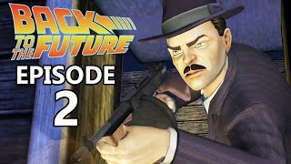 Back to the Future - The Game - Episode 2 - Get Tannen [FULL] (PS4) (30th Anniversary)