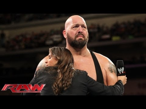 Stephanie McMahon informs Big Show he has no choice but to face Daniel Bryan: Raw, Sept. 2, 2013 thumbnail