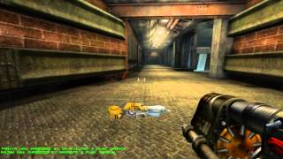Unreal Tournament 2004 demo gameplay
