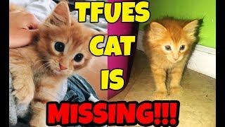 TFUES CAT IS MISSING!!! (Please Help Us Find Him) | JOOGSQUAD PPJT
