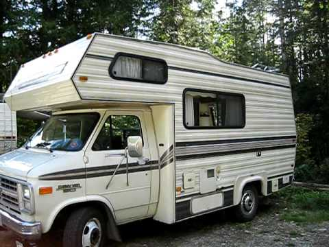 Travelaire Motorhome - YouTube