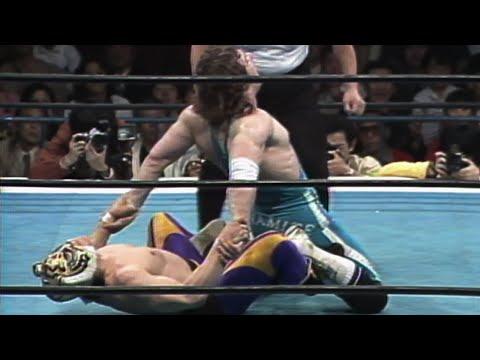 Tiger Mask vs. Dynamite Kid:July 29, 1983
