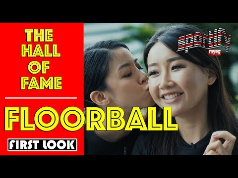 Floorball Hall of Fame  MyEG Sportify  Astro SuperSport