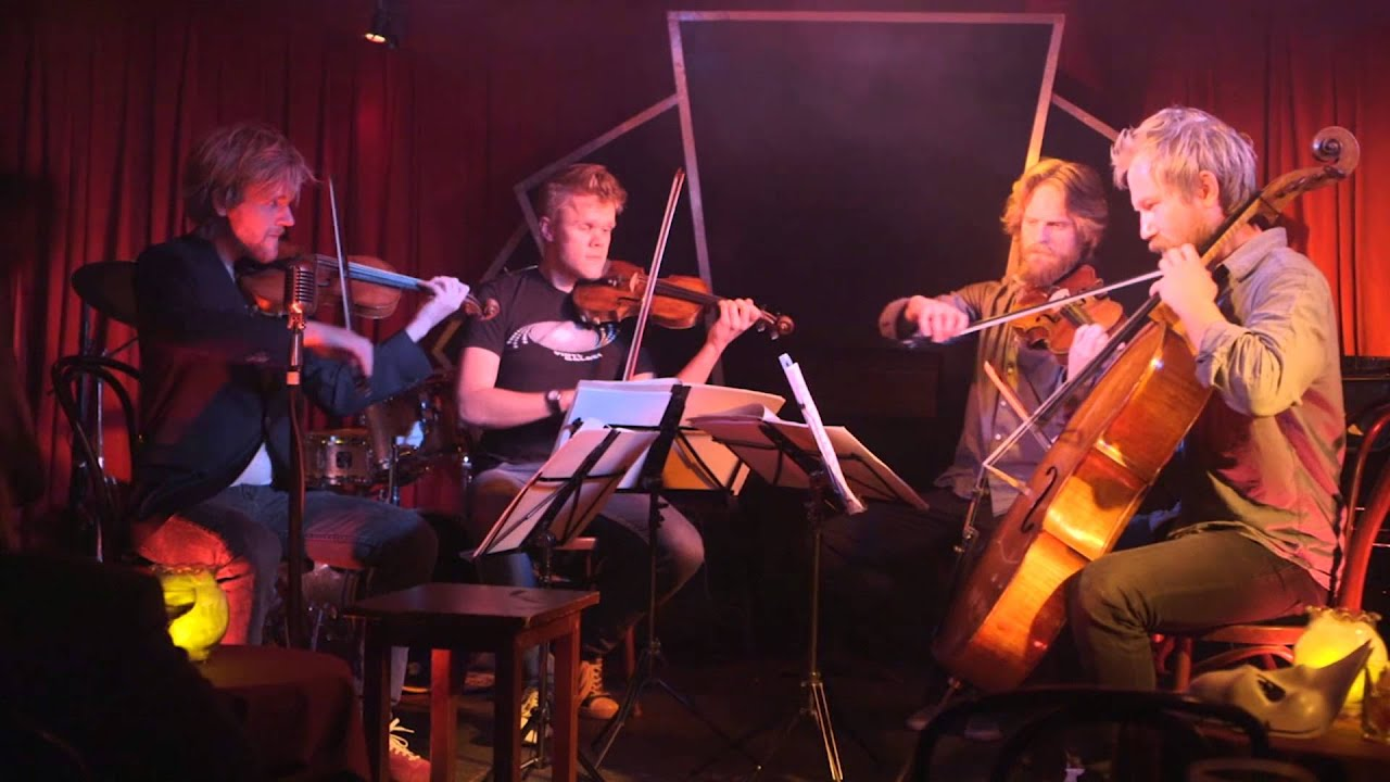 20140204 Danish Quartet at the McKittrick