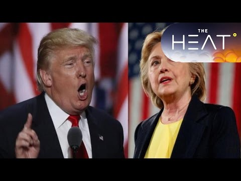 The Heat— Syria Crisis, Pakistan-India Tension, US Presidential Election 10/01/2016
