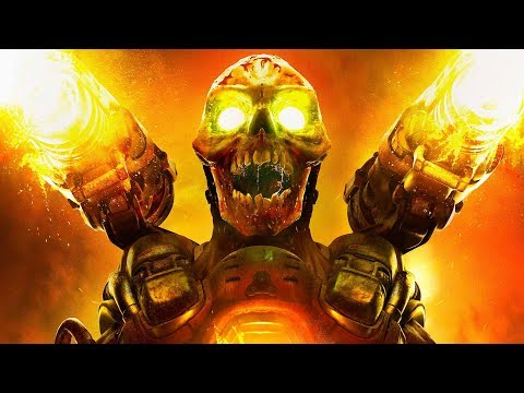 DOOM Nintendo Switch Full Game Gameplay Walkthrough No Commentary