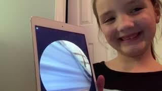 Playing on messenger kids !!i