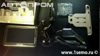 видео xDevice microMap Indianapolis HIT-A5-FM (Навител)
