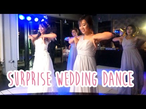 SURPRISE WEDDING K-POP DANCE