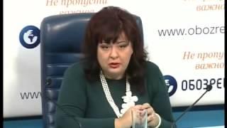 Экстрасенс Алёна Курилова, про Украину