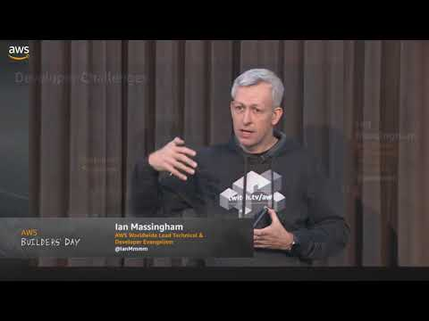 AWS Builders' Day | Building ChatBots with Amazon Lex
