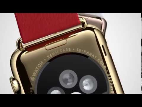 Apple Watch Reveal [Official]