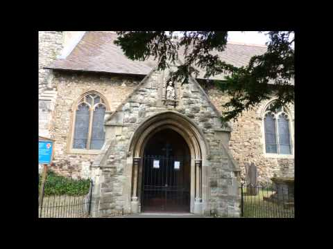 The history of St Peter & St Paul's church Aylesford