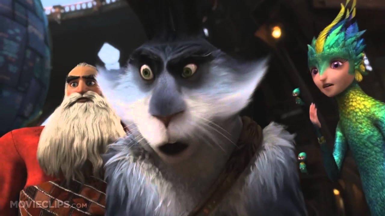 Jack Frost X Bunnymund Birthday Crack Youtube