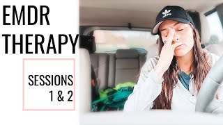 EMDR THERAPY | SESSIONS 1 AND 2 | COMPLEX PTSD TREATMENT