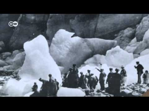 Touring an Iceberg in Norway | Euromaxx