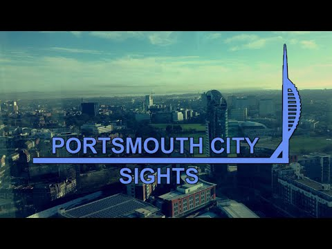 Portsmouth City Sights