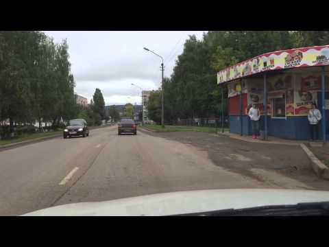 Поездка в Ижевск из Уфы