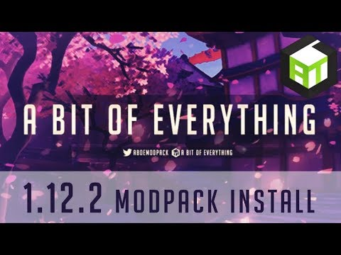 A Bit Of Everything Modpack 1 12 2 Minecraft How To Download And
