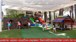 Обзор отеля Seven Seas Hotel Blue Ultra All Inclusive Ex Otium Hotel Seven Seas в Сиде Турция