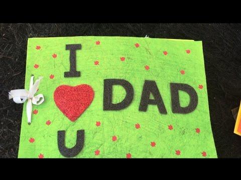 Dad Scrapbook Diy Idea Birthday Gift Anniversary Gift