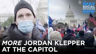 Jordan Klepper At The Capitol: More Sedition Edition | The Daily Social Distancing Show