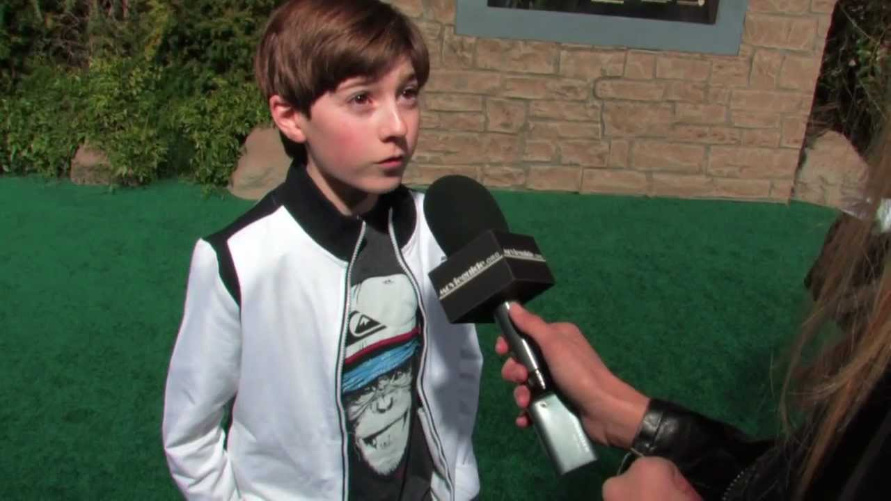 Mason Cook talks to Movieguide® TV!