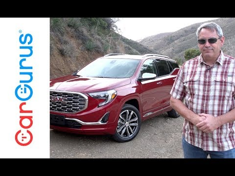2018 GMC Terrain   CarGurus Test Drive Review   YouTube 2018 GMC Terrain   CarGurus Test Drive Review