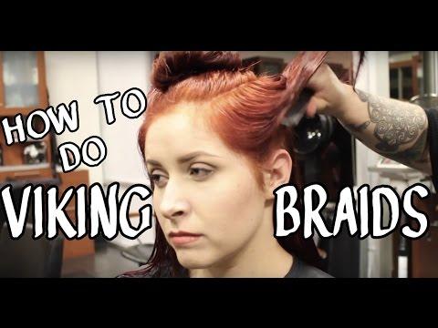 How To Do Viking/Warrior Braids | LH EP 010