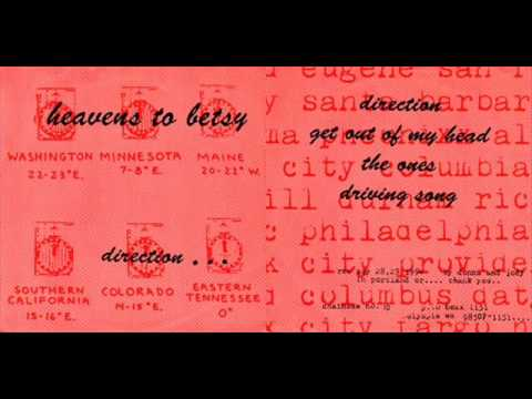 heavens to betsy my red self live x-ray cafe portland 1993