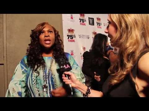 ISL Live from the BET True Magazine with Jewell