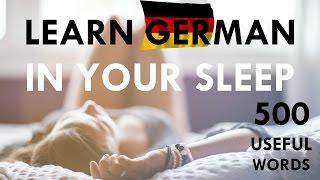 Deutsch lernen im Schlaf mit klassischer Musik   Learn German HD♫