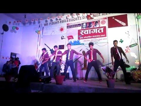 lyrical hipop by(Subash Sunar and group)
