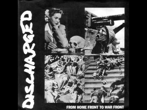 Discharged - From Home Front To War Front |