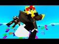 Epic Turn Around Spiral Sprint In Minecraft video