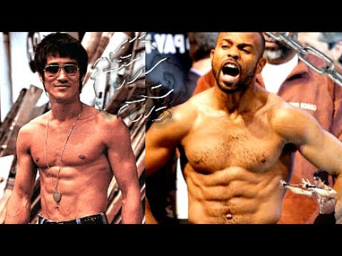 Thumbnail: Bruce Lee VS. Roy Jones Jr! - World's 2 QUICKEST Fighters: Non-Telegraphed Rapid Fire Punches?