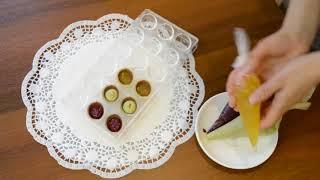 Обзор начинок для шоколадных конфет