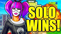 HOW TO WIN EVERY GAME SOLO IN FORTNITE SEASON 7! HOW TO IMPROVE AT FORTNITE SOLO TIPS AND TRICKS!