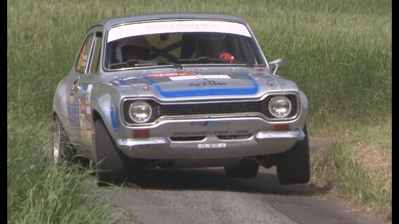 Best Of Classic Vintage Vhc Rallye Cars 2014 Ford Escort