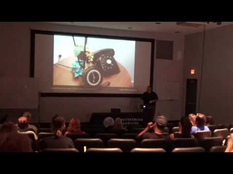 Production Design Workshop Hosted By the St.Petersburg Clearwater Film Commission 6/24/2017