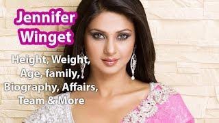 Jennifer Winget Age, Height, Weight, Bio, Family & Husband