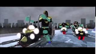 Судья Дредд: Суперзлодей. Серия 1 - Судья Сидни