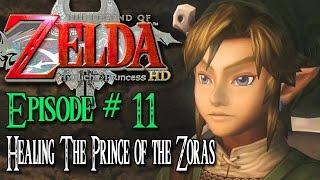 LINK SAID IDGAF BOUT HYRULE ANYMORE! - [The Legend of Zelda Twilight Princess HD Episode #11]